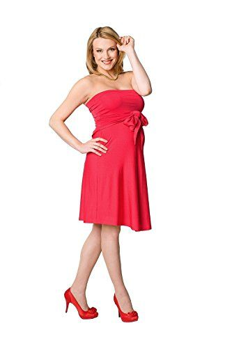 My Tummy Vestito premaman Marylin rosso L (large) My Tummy http://www.amazon.it/dp/B00N9XH38M/ref=cm_sw_r_pi_dp_J2Ravb1NY4KK9