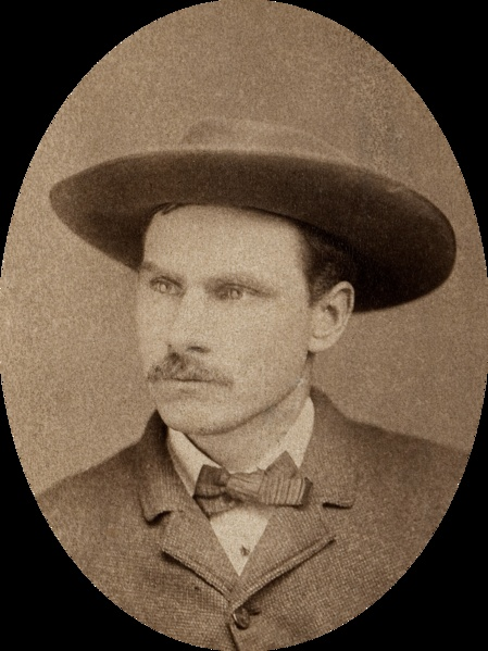 Frank E. Butler (February 25, 1852 – November 21, 1926) was a marksman in Wild West variety shows. He was married to sharpshooter Annie Oakley. As Oakley became the star attraction in Buffalo Bill's Wild West show, Butler became her manager, writing articles and press releases. Oakley said that the financial part was always in her husband's hands.