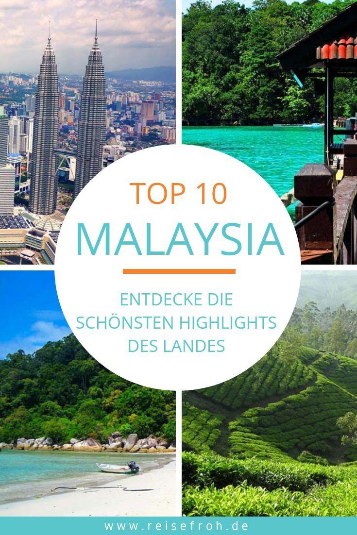 Malaysia Sehenswürdigkeiten: Top 10 der besten Highlights!