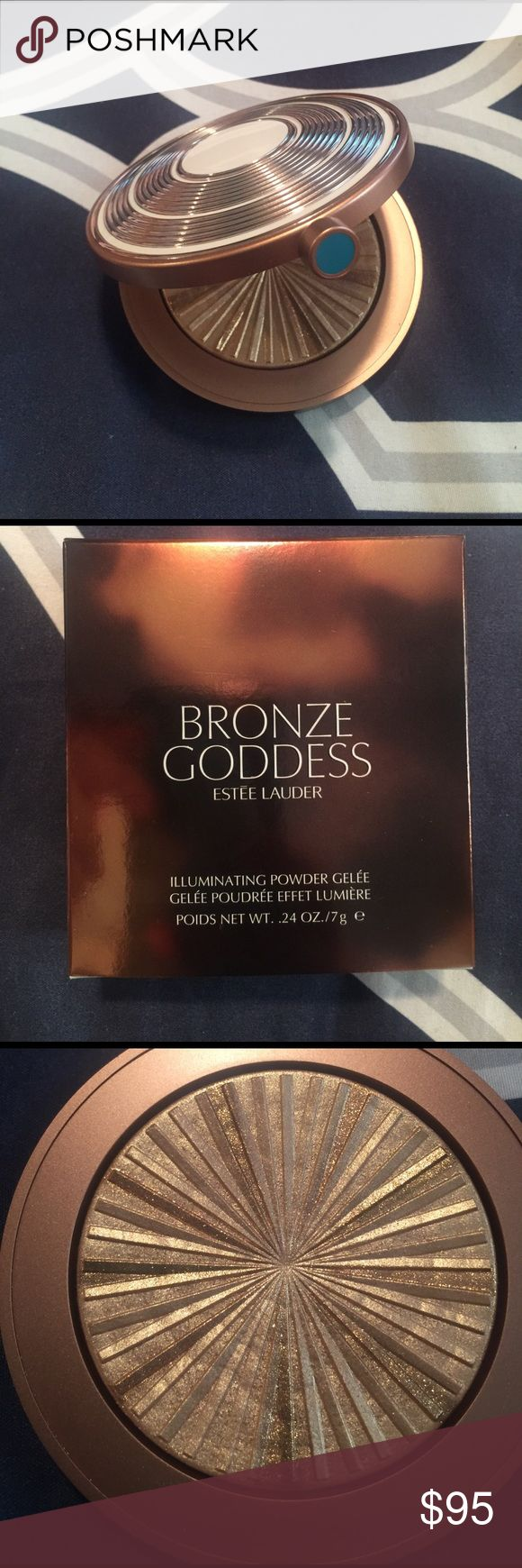 Estée Lauder Heatwave Brand new in box, never swatched. Beautiful gold highlighter. It is a must have! This was my back up but I've decided to let one go. Open to offers. Estee Lauder Makeup Luminizer