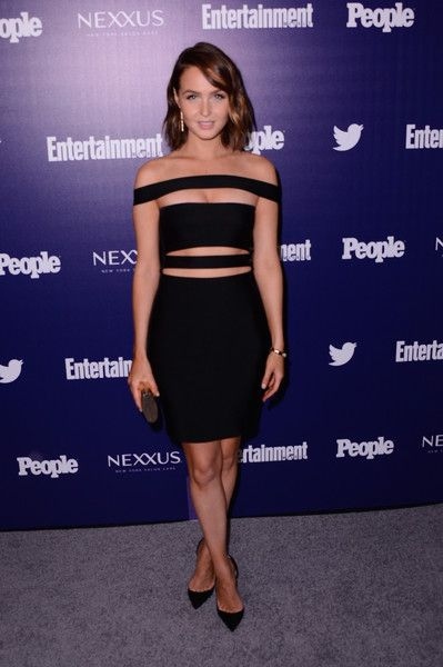 Camilla Luddington Photos: 'Entertainment Weekly' and 'People' Celebrate The New York Upfronts - Arrivals