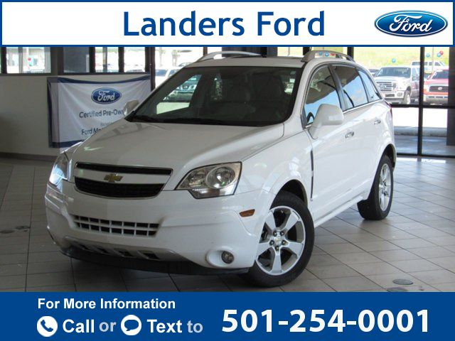 2013 *Chevrolet* *Chevy*  *Captiva* *Sport* *FWD* *4dr* *LTZ*  90k miles $13,900 90533 miles 501-254-0001 Transmission: Automatic  #Chevrolet #Captiva Sport #used #cars #LandersFord #Benton #AR #tapcars