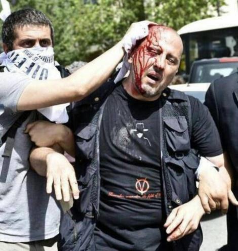 LIVE STREAMING! Xάος στην Κωνσταντινούπολη  - ΚΟΣΜΟΣ - LiFO