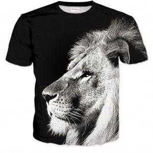 KRÓL LEW Koszulka Tshirt Full Print
