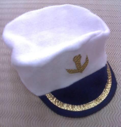 Como hacer un gorro de marinero - Imagui