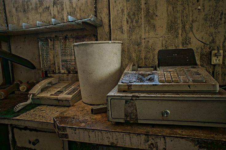 廃墟(ラブホテルM) | サビれたブログ