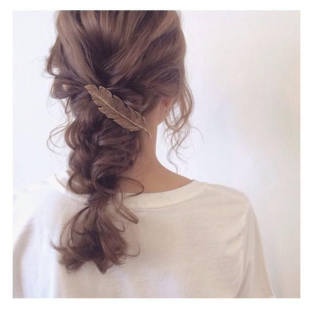 カリスマ美容師に学ぶ!シンプルでかわいいデイリーアレンジ♡|マシマロ
