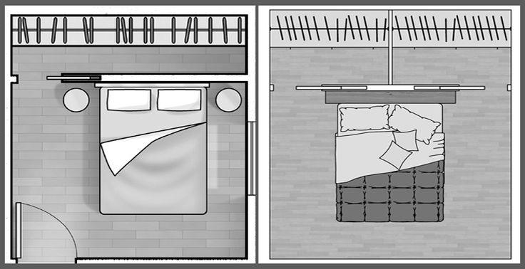 Oltre 25 fantastiche idee su decorazione armadio su - Idee cabina armadio in cartongesso ...