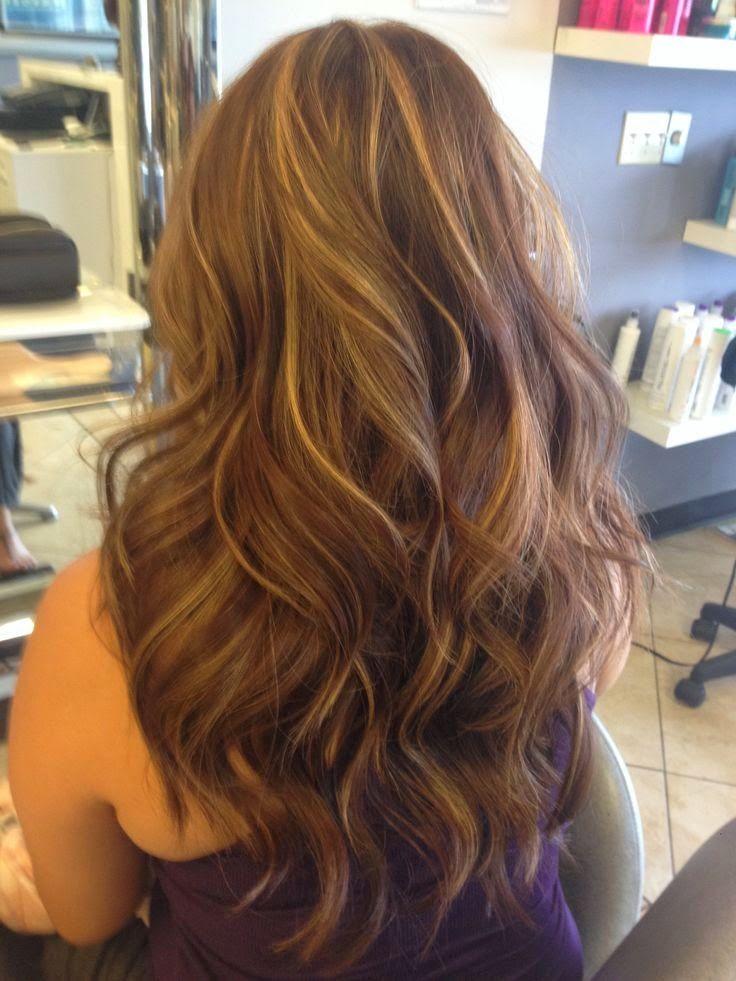5 burgundy hair color highlights for 2014 haircuts hairstyles for short long medium hair - Coloration Hnn