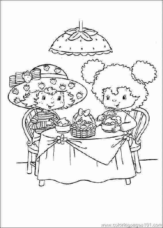 Strawberry Shortcake coloring pages | Free Coloring Pages | 794x567
