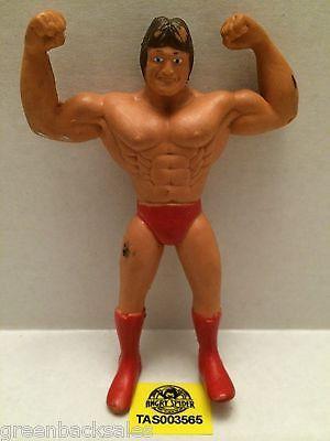 (TAS003565) - WWE WWF WCW Wrestling Bendies Action Figure - Paul Orndorff