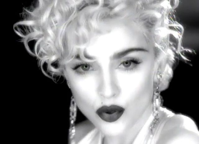 "10 Best Madonna Music Videos of All Time: ""Vogue"" (1990) - directed by David Fincher"