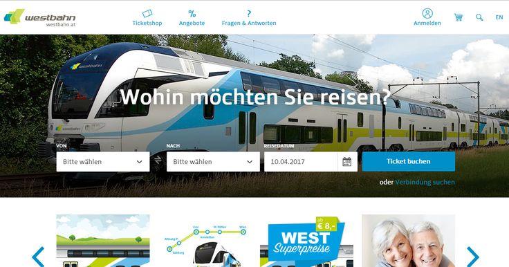 Bereit für Talk im Train? Treffe mich heute Dienstag 26.09 in der #Westbahn zum #TalkimTrain. Wir sprechen über Online Marketing, Segeln oder was immer du möchtest. 18:52 Salzburg - Wien   https://westbahn.at/