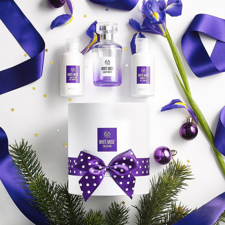 Free spirits will love our cruelty-free White Musk® gift. Whether you want to introduce them to the collection or you already know they're wild about the sent, this iconic fragrance gift always hits the right note.