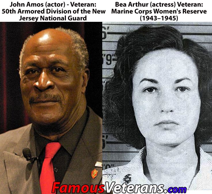 Can you guess what #BeaArthur and #JohnAmos have in common? Ok… yes… they both are actors… and yes they both have acted on #Maude!  But they also have something MUCH MORE PATRIOTIC in common? Famous Veterans http://www.veteranownedbusiness.com/blog/maude-famous-veterans-john-amos-and-bea-arthur/