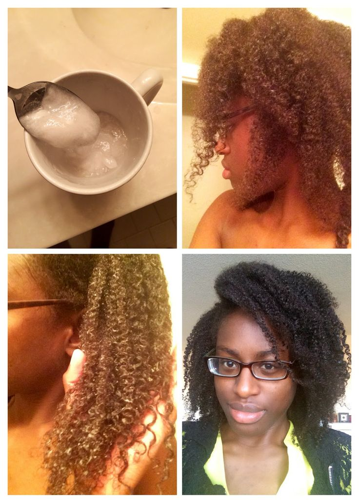 Defining Curls For Natural Black Hair