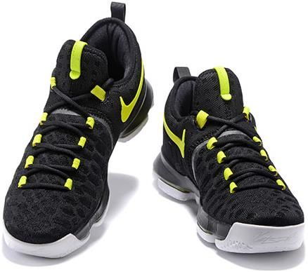 quality design 69784 4462d ... real nike zoom kd 9 lmtd ep mens basketball shoes yellow fluorescent  green cheap kd if