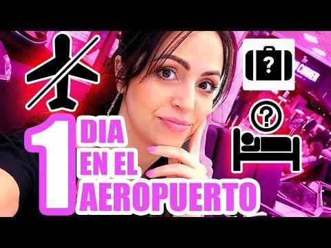 1 Día y 1 Noche en el Aeropuerto de México - Cómo Es?! SandraCiresArt - VER VÍDEO -> http://quehubocolombia.com/1-dia-y-1-noche-en-el-aeropuerto-de-mexico-como-es-sandraciresart    Suscríbete y Nunca Más Estarás Triste! → Cancelaron mi vuelo de México a Miami y me hospedaron en un Hotel que está dentro del Aeropuerto! Cómo me fué? Les comparto la experiencia 😉 Sígueme en mis Redes Sociales: FACEBOOK: TWITTER: INSTAGRAM: Snapchat: SandraCiresArt BLOG:  Mi Ca