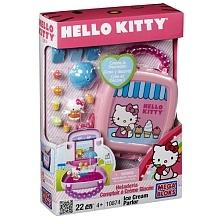 """Mega Bloks - Hello Kitty - Comptoir à Crème Glacée (10874) - Mega Bloks - Toys""""R""""Us"""