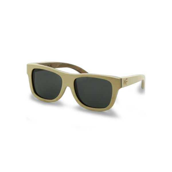 Okulary Wood Fellas Tanjung natural/brown/grey   Akcesoria \ Okulary   MagicTown, Incase, Stussy, RocaWear, Southpole, Crooks & Castles, Mitchell & Ness, Starter