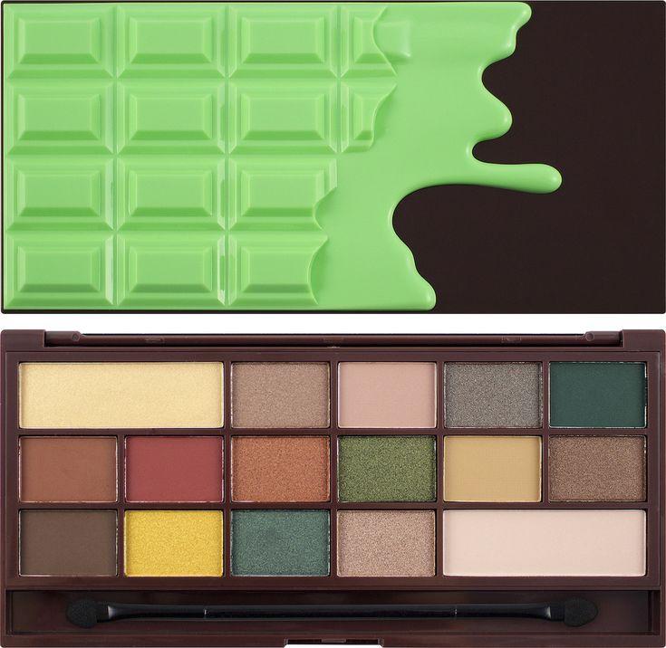 Finde Preise für Makeup Revolution I Heart Makeup I Heart Schoko …   – outfit 2