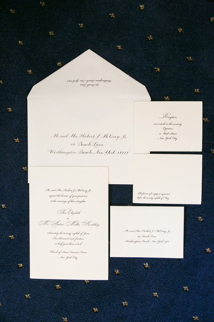 address wedding invitation unmarried couple%0A Keep It Simple with   Understated Invitation Suites