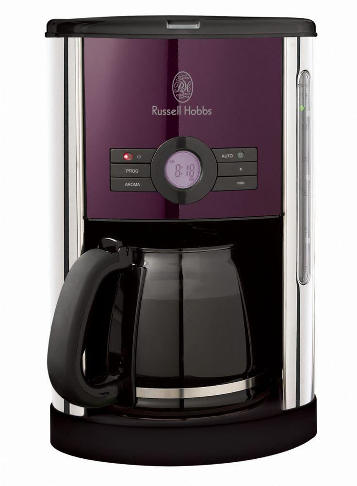 Tulajdonságok: 950W 12 csésze / 1.8 L Csöpögés gátló Automatikus kikapcsolás Mosható filter Vízszintjelzés