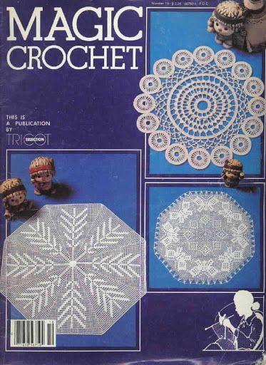 Magic Crochet nº 10 - leila tkd - Álbuns da web do Picasa