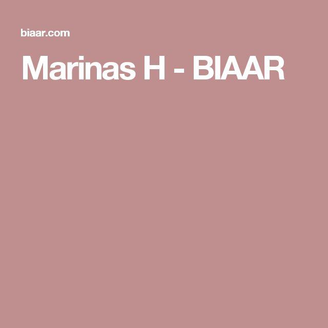 Marinas H - BIAAR