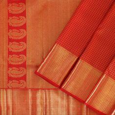 Kanakavalli Kanjivaram Silk Sari 060-01-18834 - Cover View
