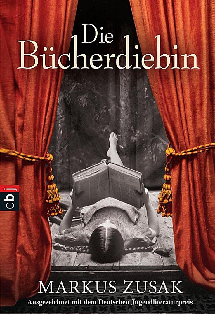 a novel set during wartime Markus Zusak - Die Bücherdiebin