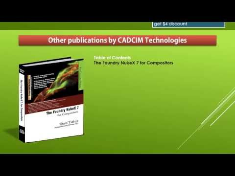 Book trailer: Autodesk Softimage 2014: A Tutorial Approach book from CADCIM Technologies.