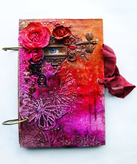 Art-journal cover #4