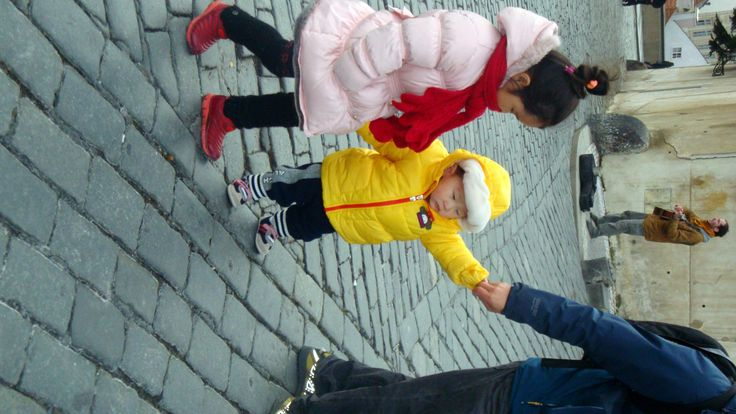 The sweetest baby in Praha