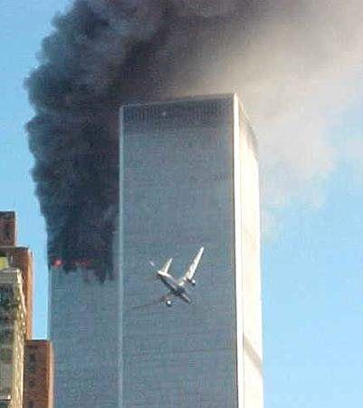 Torri-Gemelle-2-aereo  TORRI GEMELLE Attentati – Nel ricordo delle vittime – (11/09/2001) RIP