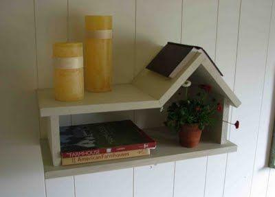 Storage | Glee: Another Birdhouse Book-rest