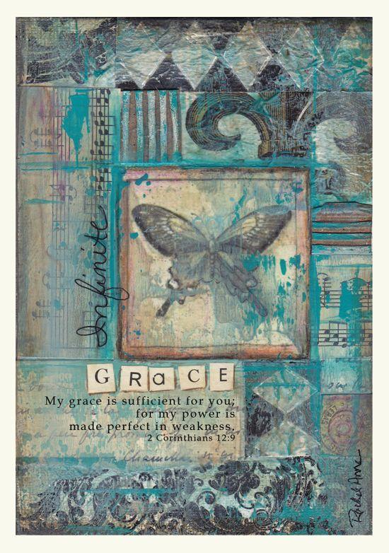 His Grace is Enough - 2 Corinthians 12:9