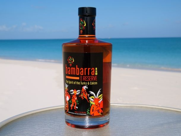 Friday Happy Hour: Bambarra Reserve - No Fluff, Just Good Rum from the Turks & Caicos no less!