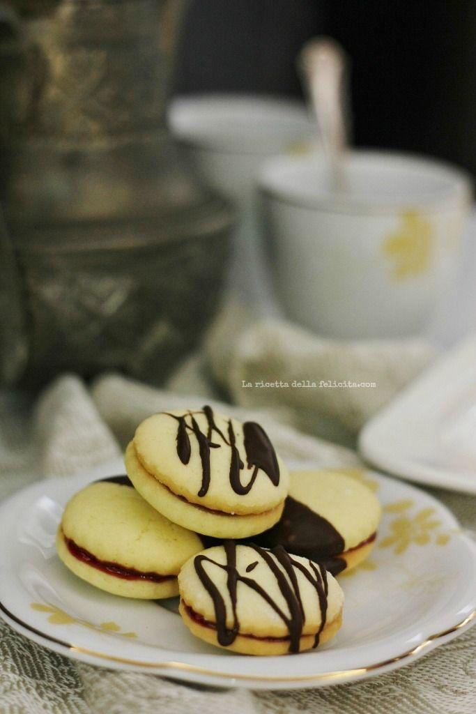 La ricetta della felicità: Biscotti da tè con frolla morbida di riso