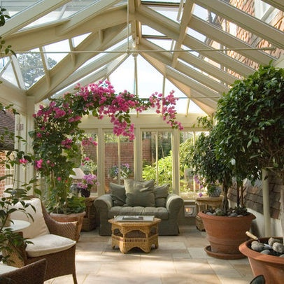 By Town and Country Conservatories.