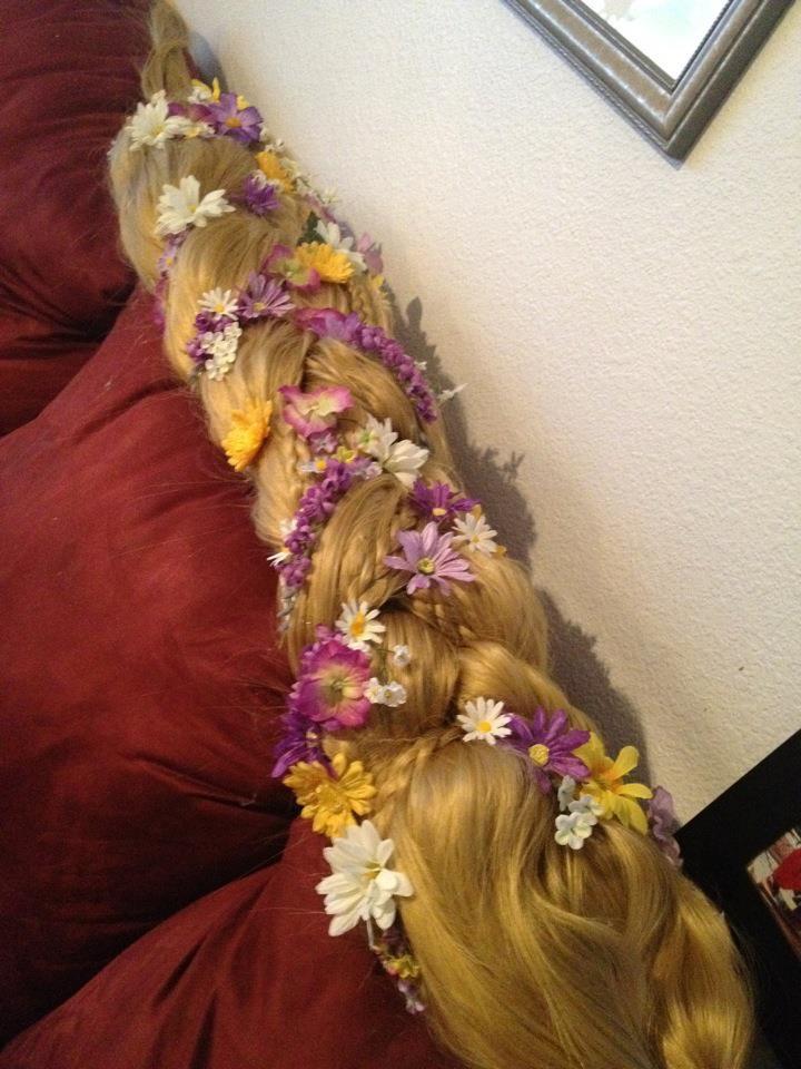 Rapunzel Wig Rapunzel Cosplay Rapunzel Wig Rapunzel