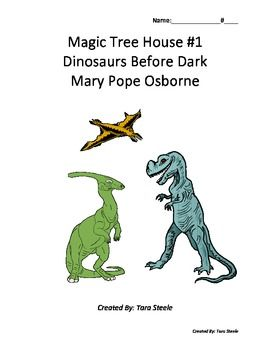 magic tree house dinosaurs before dark book report The #1 bestselling chapter book series of all time celebrates 25 years with new  covers  can they do it before darkor will they become a dinosaur's dinner.