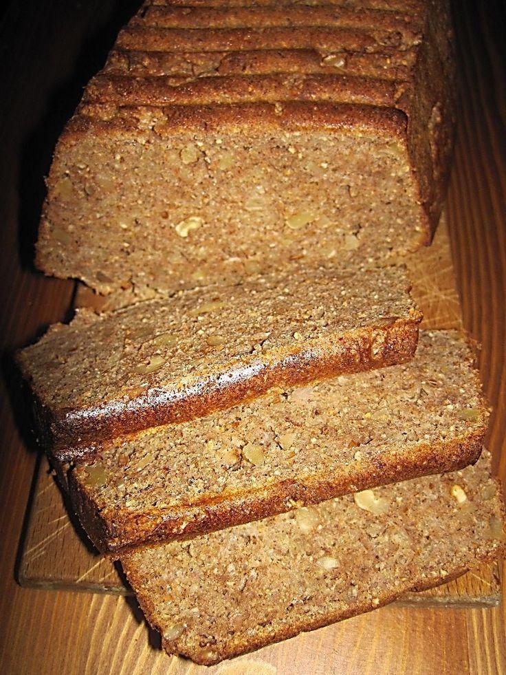 Paleo banánový chlieb