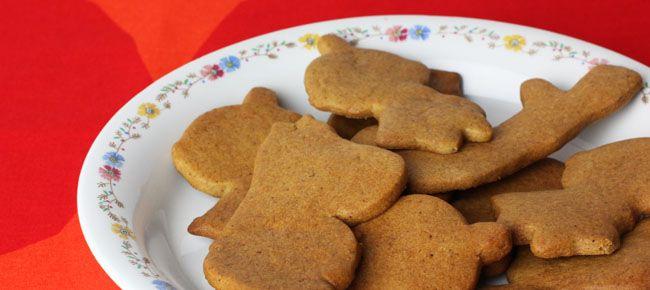 ピパルカック(ピパリット)=ジンジャーブレッドクッキーはフィンランドのクリスマスには欠かせないアイテムの一つで、これが無いとクリスマスは始まらないくらいです!  [...]