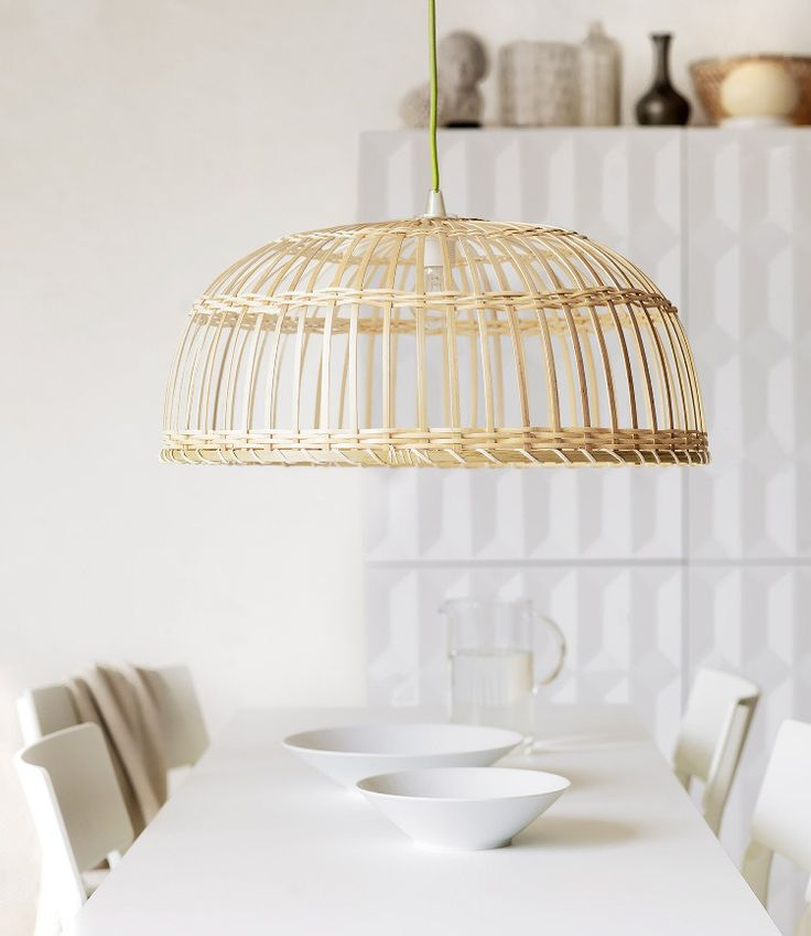 IKEAu0027s New Nipprig Collection Is A Woven And Rattan Delight