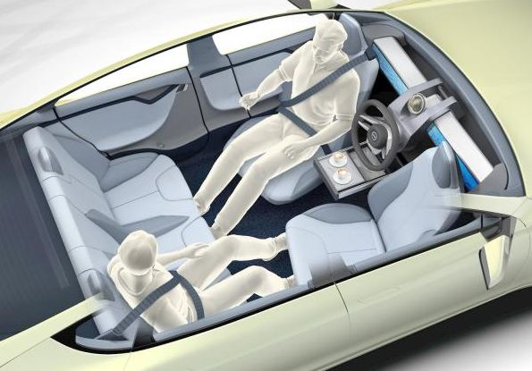 driverless car interior - Google Search