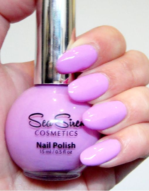 GOSSIP ~ like the Chinese whispers that zoom around a cruise ship. Did you hear about? Did you see? What was she thinking? I love it!  Flirty and cheeky with a hint of scandal. #seasiren #vegan #crueltyfree #nailpolish #nails #travel #cruise