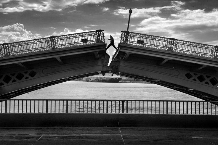 Уличная фотография Александра Петросяна