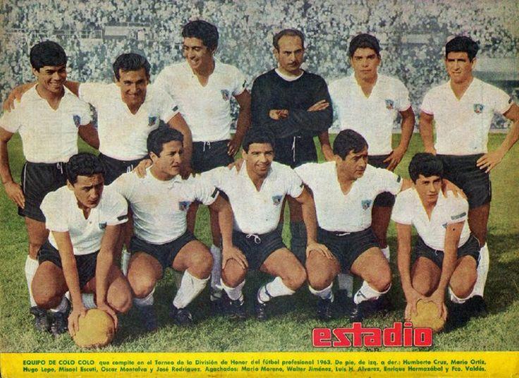 Club Social y Deportivo Colo-Colo, temporada 1963