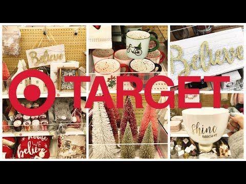 TARGET DOLLAR SPOT HAUL | CHRISTMAS 2017 SHOP WITH ME! | mireyaaxo - YouTube